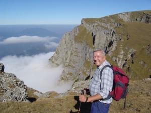 day walk / hike from Brasov