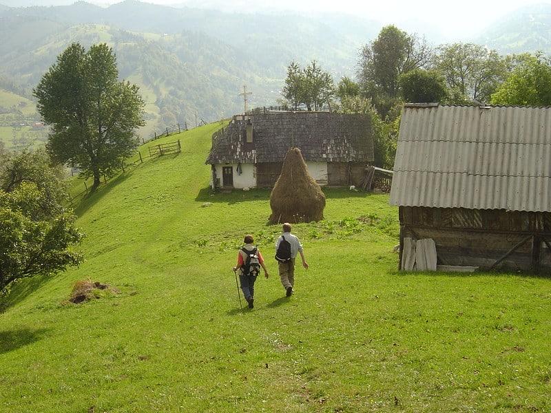 Easy Hike in Romania