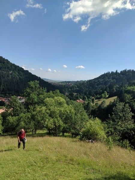 drumetie de 1 zi - Active pe Dealurile Branului