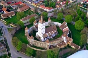 Fortified church of Harman