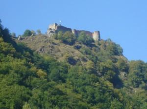 Real Dracula's Castle at Poienari / Arefu